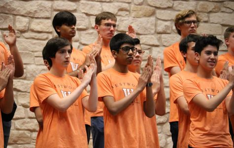 Choir Performs Pre-UIL Concert