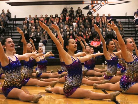 Warrior Pride and SunDancers Compete at Austin Classic