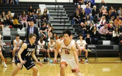 JV Boys' Basketball Falls to Stony Point 67-61 in Final Home Game of Season