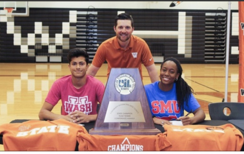 Student-Athletes Sign Letters of Intent at National Signing Day