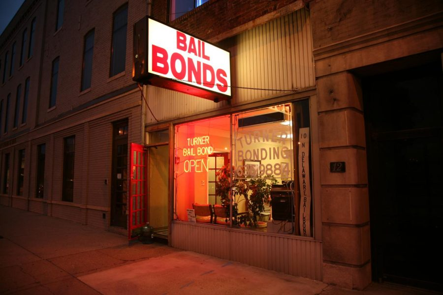 Turner Bail Bonds is set up in Indianapolis. Bail bonds agencies like Turner Bail Bonds pay for a defendant's bail, then charge them a percentage of the bail to ensure that they will show up to court when ordered to.