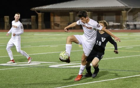 GALLERY: Varsity Boys' Soccer Defeated by Vandegrift Vipers 1-0
