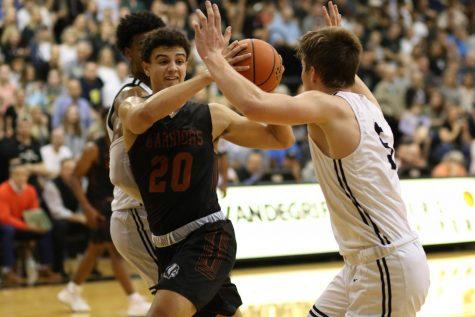 Varsity Boys' Basketball's Playoff Run, Season Ends vs. Wylie 43-29