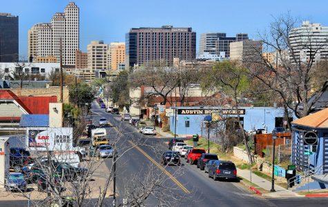 IB Human Geography Studies Freshmen Observe East Austin's Changing Cultural Landscape