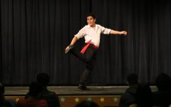 Students Host IB Talent Show For Parents and Peers