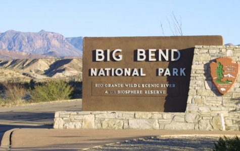 Big Bend National Park, located in southwest Texas, is one of the many parks that are closing due to the COVID-19 pandemic. Big Bend is offering a webcam that will provide a virtual park experience to viewers. Photo courtesy of the National Park Service.