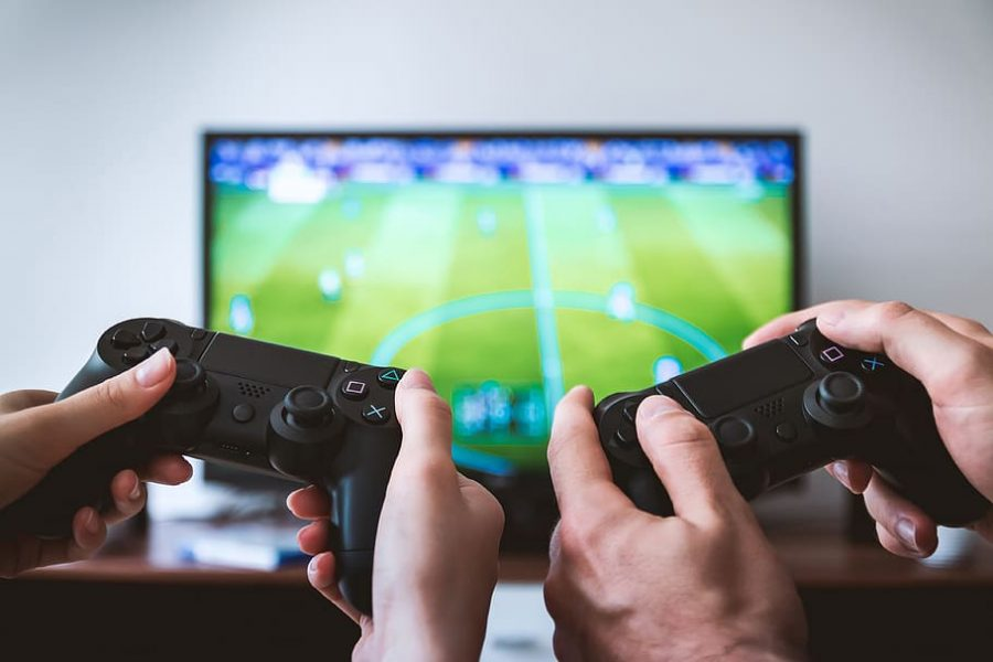 In order to slow the spread of COVID-19, nearly all professional sports leagues have canceled their games. However, some leagues are producing virtual content with video game tournaments between the players to continue to entertain viewers safely. Photo courtesy of Pxfuel.