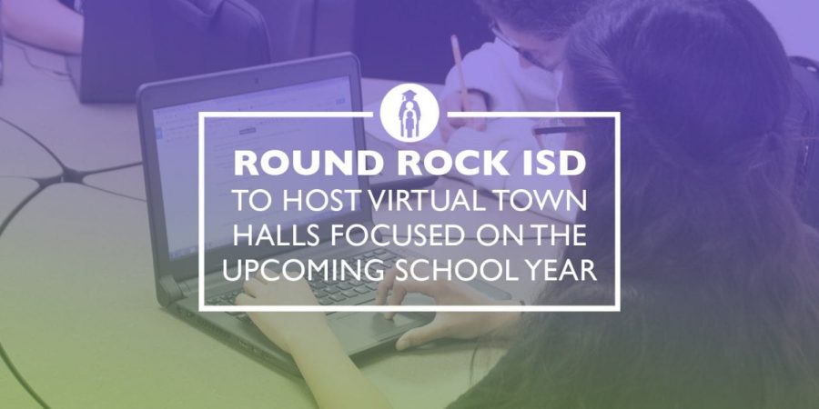 Round Rock officials hosted a town hall that covered a litany of issues related to education in the coronavirus age. The panelists also fielded questions from parents and students on how the synchronous system would work.
