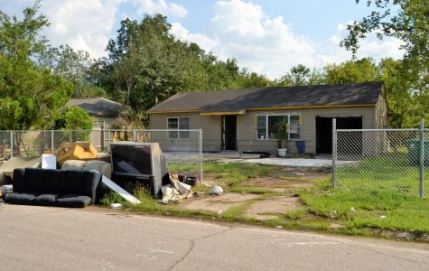 A Texas home still standing, despite water damage, from Hurrican Harvey. Three years after the devastating storm, South Texans faced Tropical Depression Hanna, which at its height ushered in the start of the 2020 hurricane season.