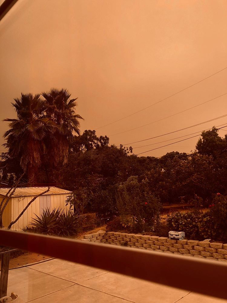 West+Coast+States+Engulfed+by+Wildfires