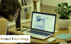 Students and Staff Adjust to Virtual Learning