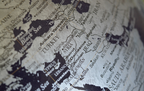 The new Middle East peace deal comes after decades of tensions between Israel and Arab nations.