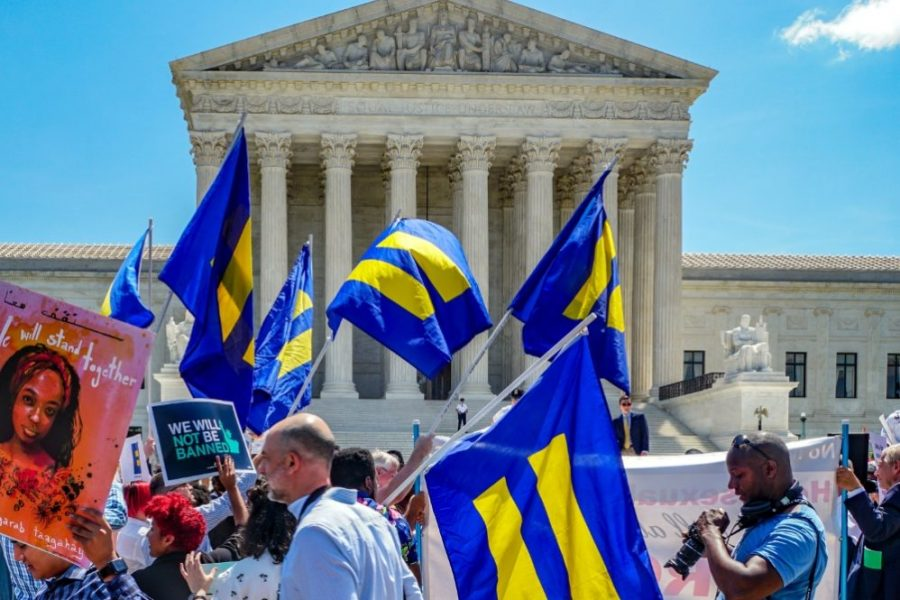 The Gay Panic Defense law is an extremely controversial law which justifies a person's sexual orientation as motive for crimes committed against them. Many are calling for it to be repealed, considering how it lightens the sentence against murderers and discriminates against members of the LGBTQ+ community. Photo courtesy of Ted Eytan