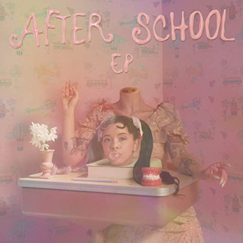 Melanie Martinez's new EP 'After School' is a beautiful mix of themed and personal songs. Photo courtesy of @littlebodybigheart
