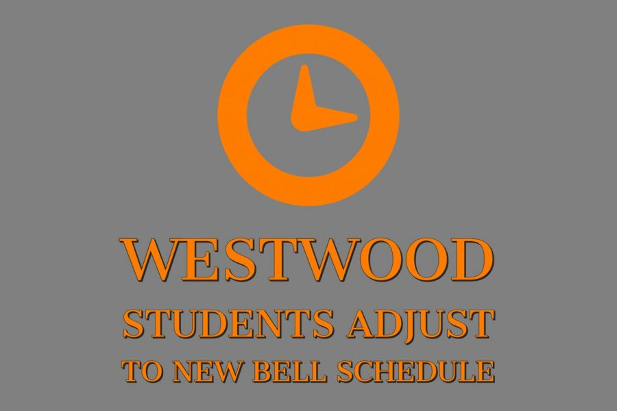Westwood students began a new virtual bell schedule on Monday, Oct. 19. The adjustment was difficult for some but beneficial for others.