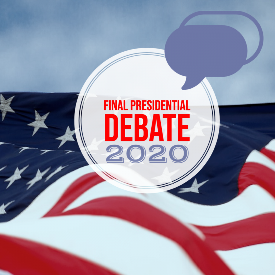 The last 2020 presidential debate took place on Thursday, Oct.22, after a second scheduled debate was canceled, due to President Trump's refusal to participate in a virtual debate after his COVID-19 diagnosis.