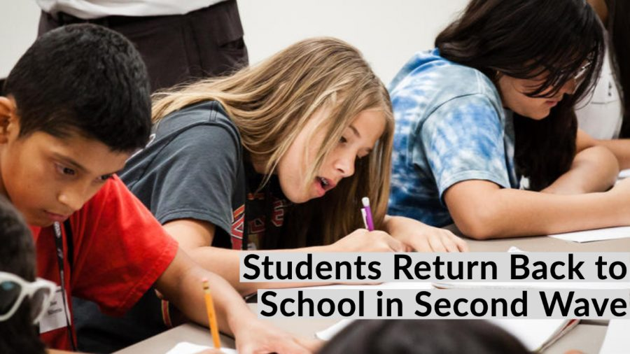 Westwood Welcomes Second Wave of Students Back to Campus