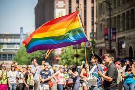 Gay Men Hijack Proud Boys Hashtag