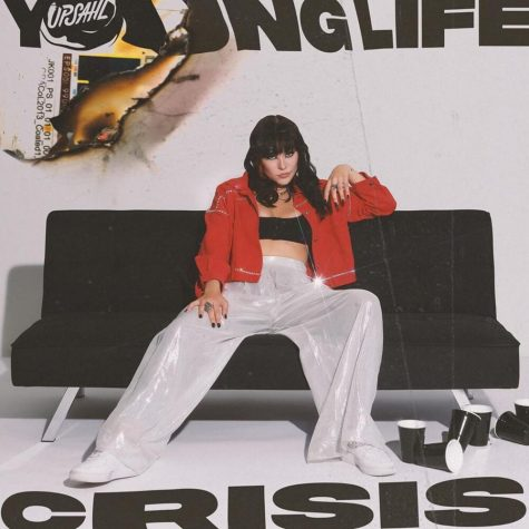 UPSAHL's Brutally Honest EP 'Young Life Crisis' Stuns Listeners