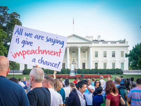 President Donald Trump Impeached for Role in Wednesday's Insurrection