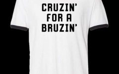 """Kacey Musgraves began selling shirts with the words """"CRUZIN FOR A BRUZIN"""" stamped on them as a way to help out Texans who had suffered from power outages and the loss of water while also calling out Sen. Ted Cruz for his inexcusable trip to Cancún, Mexico. She was able to raise over $100,000. Photo courtesy of @KaceyMusgraves"""