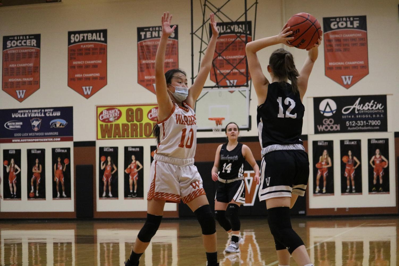 JV+Girls+Basketball+Falls+to+Vandegrift+44-40