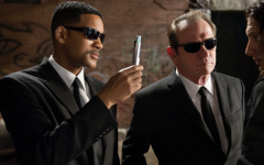 Will Smith with co-star Tommy Lee in 'Men in Black 3' (2012), directed by Barry Sonnenfeld. Photo courtesy of Hollywood Reporter