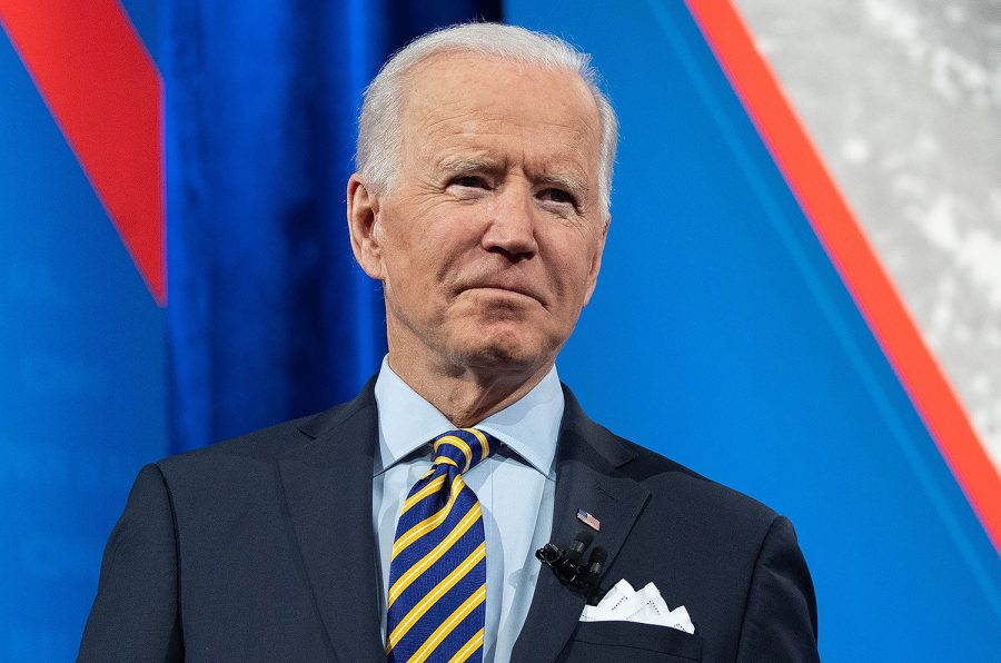 President Joe Biden did many things in his first few days in office, some actions which reversed the harmful effects of President Trump's administration. What he does symbolizes a new era for America, and a more equal life for all. Photo courtesy of People.com