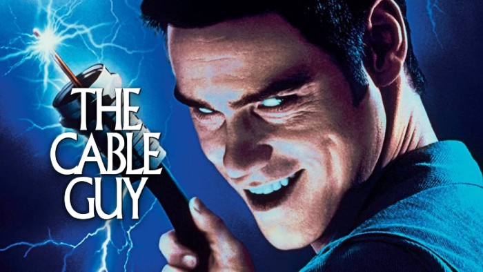 'The Cable Guy' is mostly forgotten today, but has it been overlooked? Photo courtesy of Dress Like That