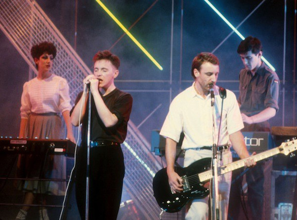 New Order made some of the best music of the '80s. But where to start with their long career? Photo courtesy of Discogs