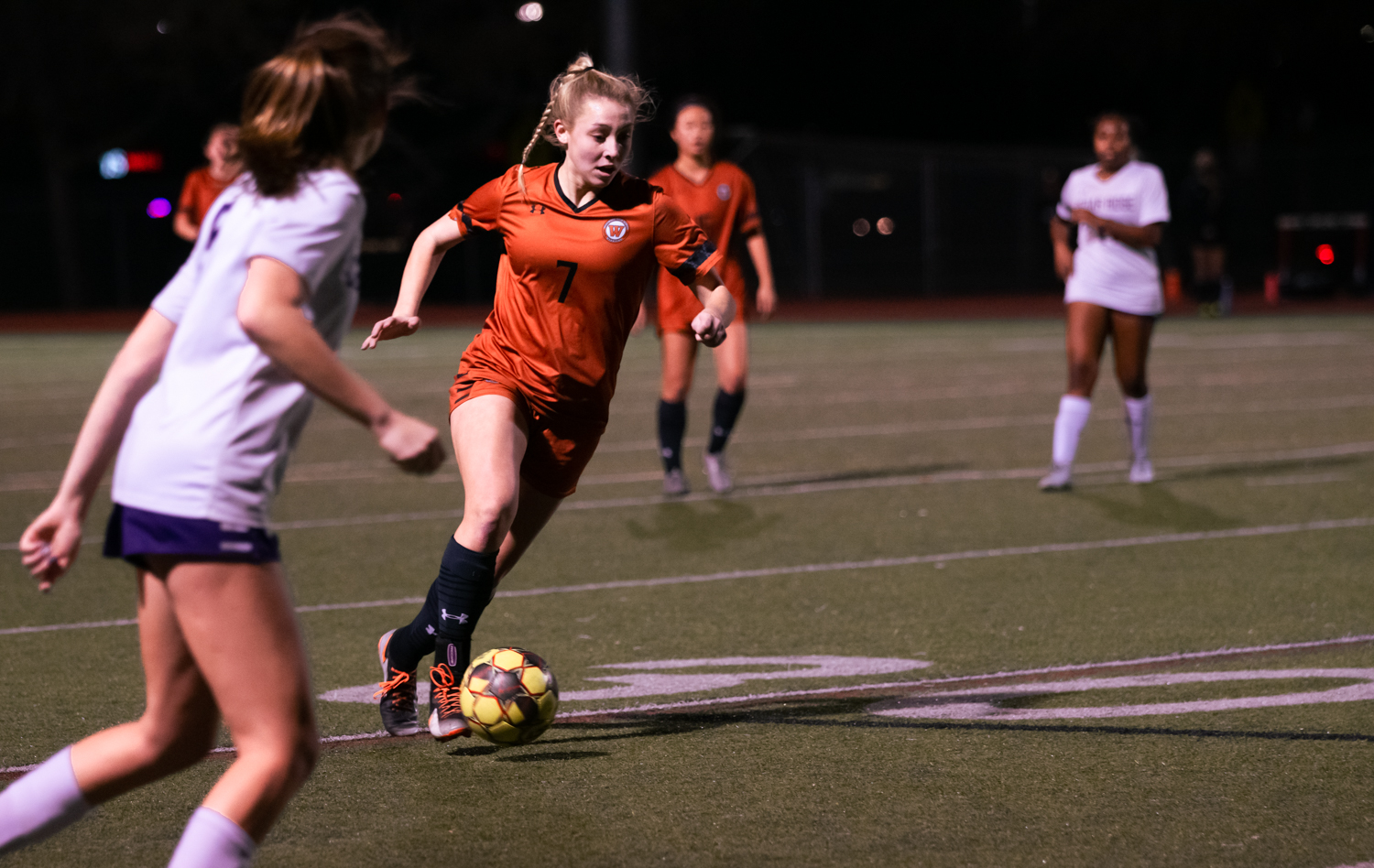 Varsity+Girls%27+Soccer+Thumps+Cedar+Ridge+For+5-0+Senior+Night+Win