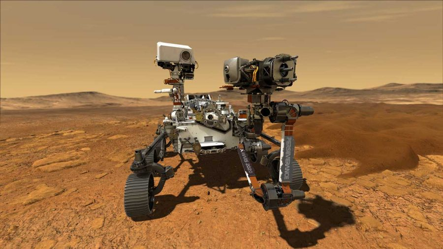 On Feb.18, 2021, NASA's Perseverance accomplished a massive featーit captured the first audio recording on Mars.