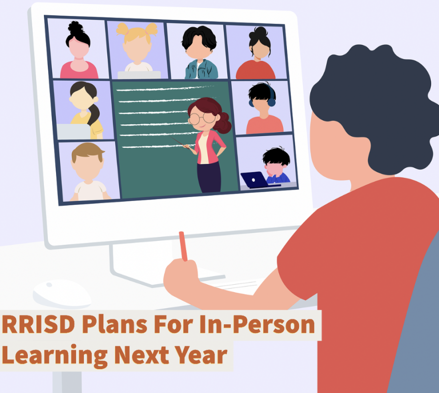 The Round Rock Independent School District (RRISD) announced a new plan for students considering virtual learning for the 2021-2022 school year.