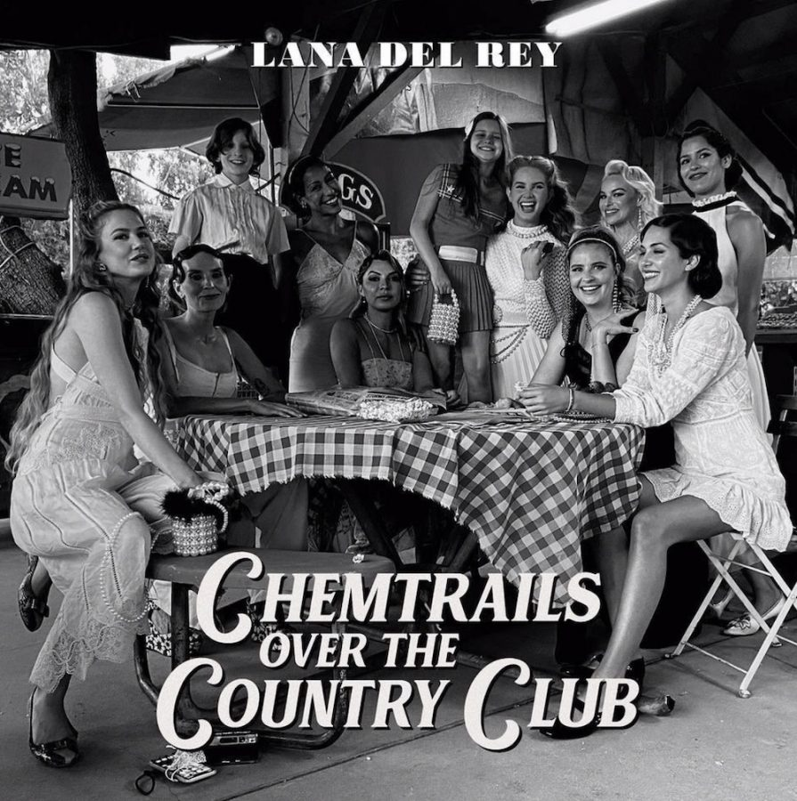Lana Del Rey's new album 'Chemtrails over the Country Club' allows her to return to her roots as an artist. Photo courtesy of @lanadelrey
