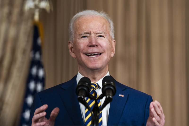 While President Joe Biden is an improvement from his predecessor, constituents must continue to hold him accountable. However, they should also remember the government is not just his decisions alone, and not blame him for actions that aren't his fault. Photo courtesy of TIME.