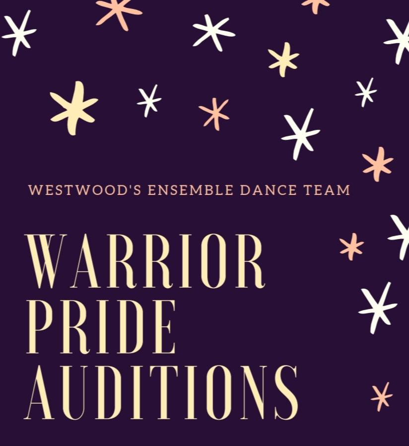 The+Warrior+Pride+auditions+welcomed+new+members+to+the+ensemble+dance+team.+Photo+courtesy+of+Warrior+Pride+