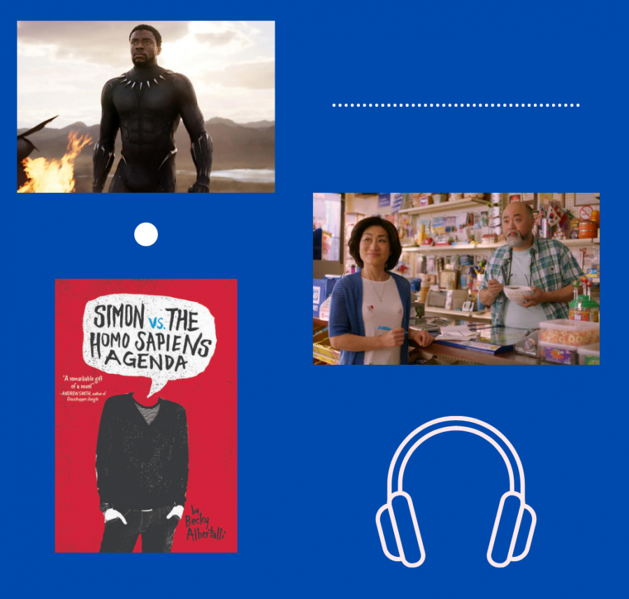 'Black Panther', 'Kim's Convenience', and 'Simon vs. The Homo Sapiens Agenda' are just a few examples of good representation in media. As a society it is important for us to think critically about the people we see portrayed, and be careful about the generalizations we make. The duty of being conscious about representation also falls to the creators though, and they need to be held accountable for mistakes.