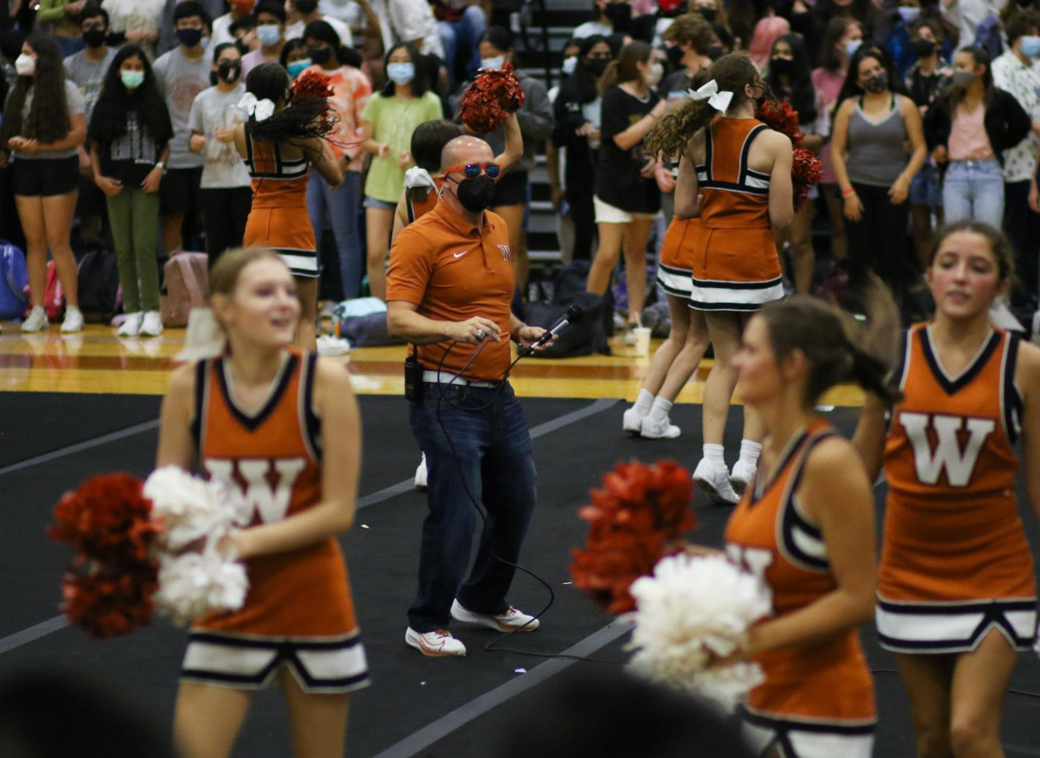 Students+Attend+First+Pep+Rally+of+Year+Amid+Pandemic
