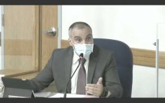 At the RRISD Board of Trustees meeting on Tuesday, Aug. 24, students, staff, and parents argued for and against a stricter mask mandate. Ultimately, Superintendent Hafedh Azaiez recommended that masks be required for all students, staff, and visitors with the exception of those with documented health and developmental concerns.