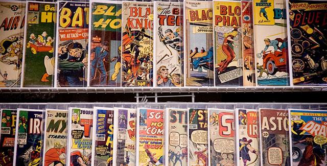 A Classic Comic-Book Crossword!