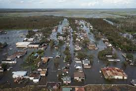 Picture of hurricane ida devastation