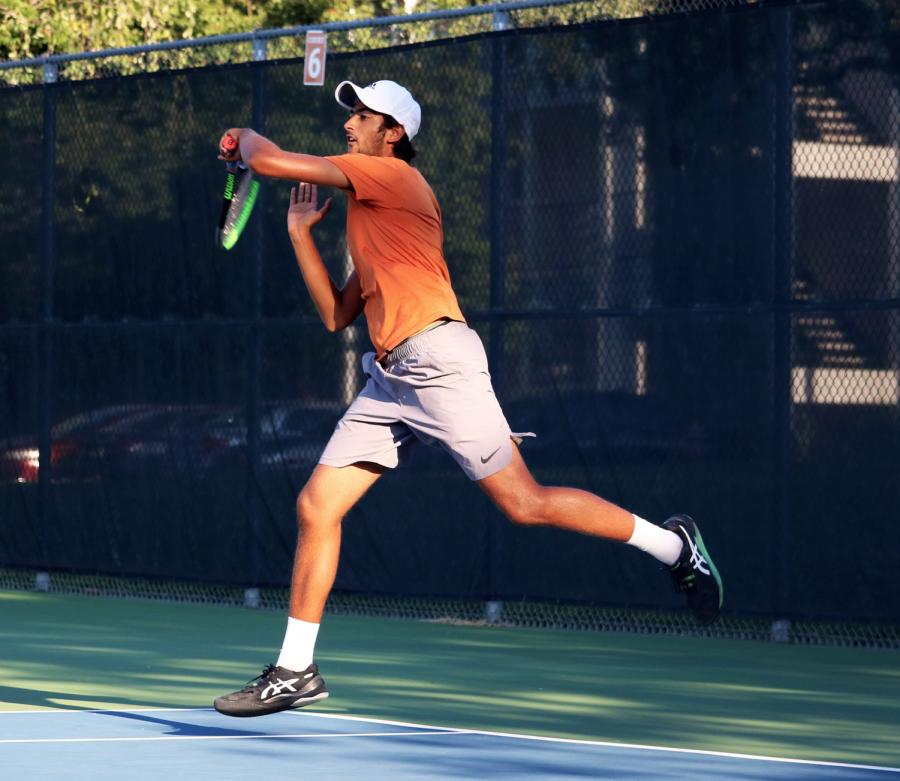 Tennis District FINALS #7