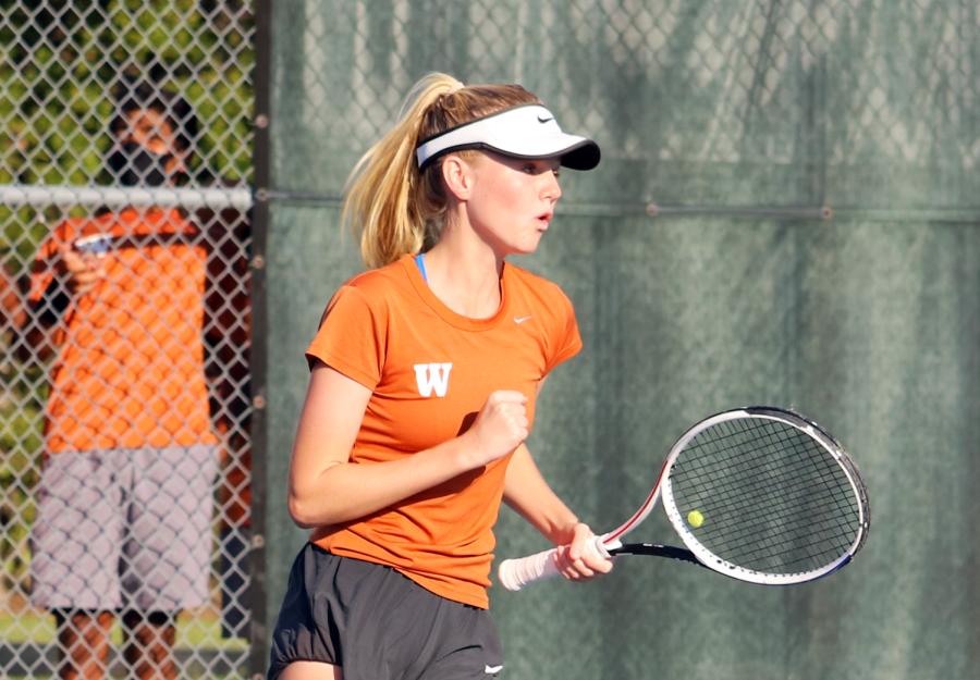 Tennis District FINALS #5