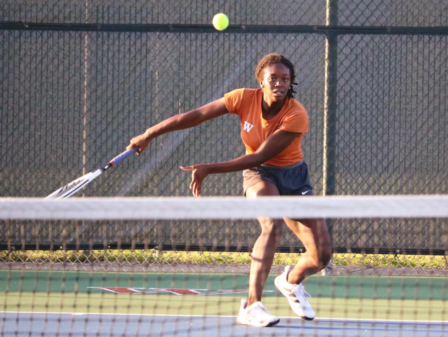 Tennis District FINALS #4