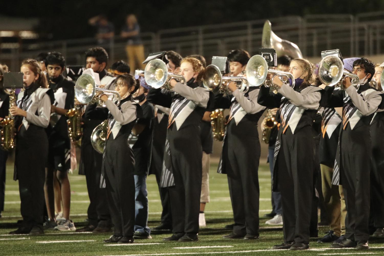 Warrior+Band+Participates+in+Eighth+Grade+Night