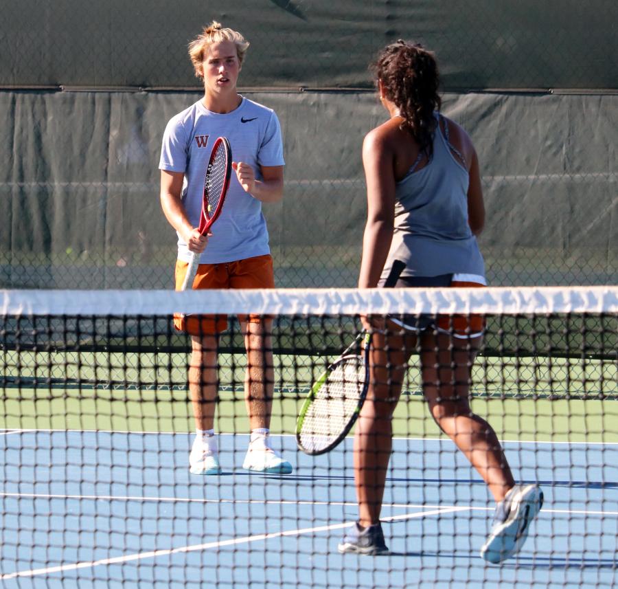 Tennis District SEMIS #5