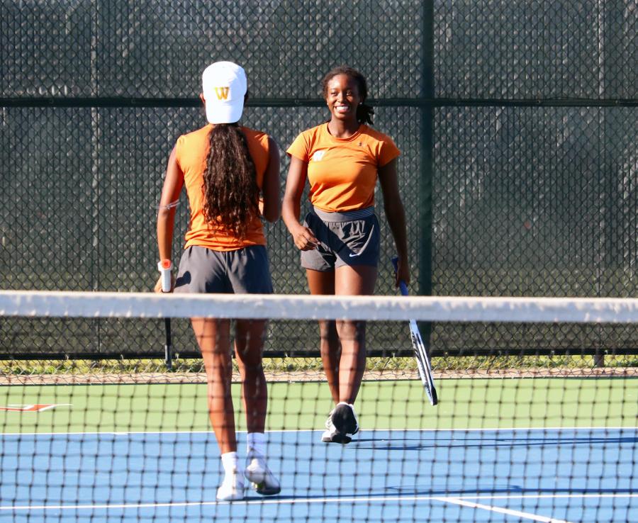 Tennis District FINALS #1