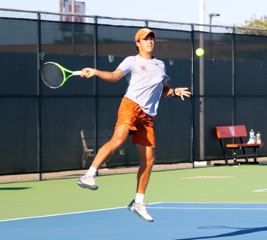 Tennis District SEMIS #4