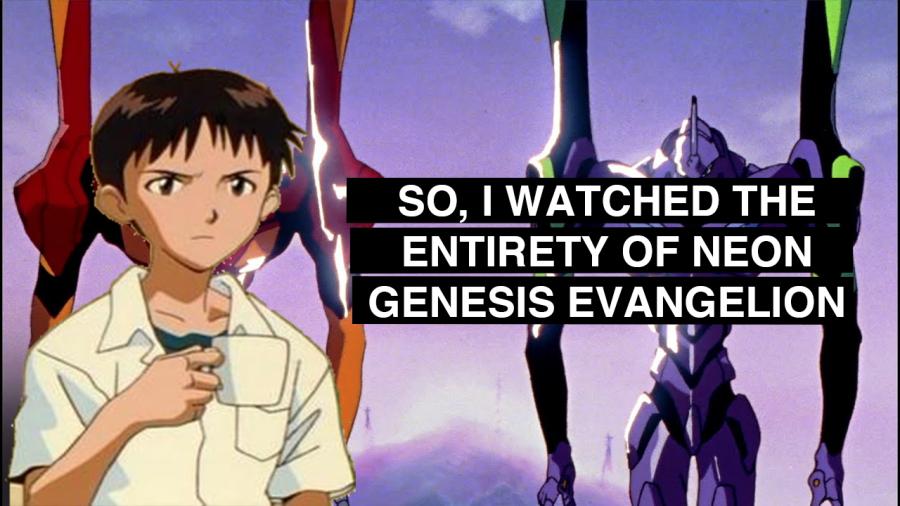 Evangelion Part 1 Featured Image 1