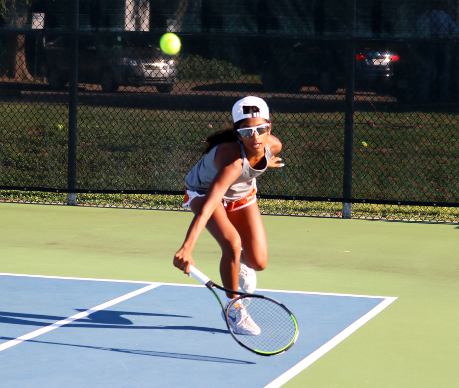 Tennis District SEMIS #2